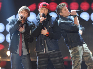 The X Factor USA - November 28: Emblem3