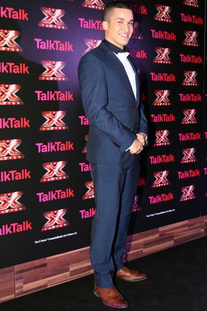 Jahmene Douglas, X Factor gig
