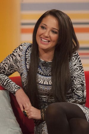 Tulisa Contostavlos on Daybreak, This Morning