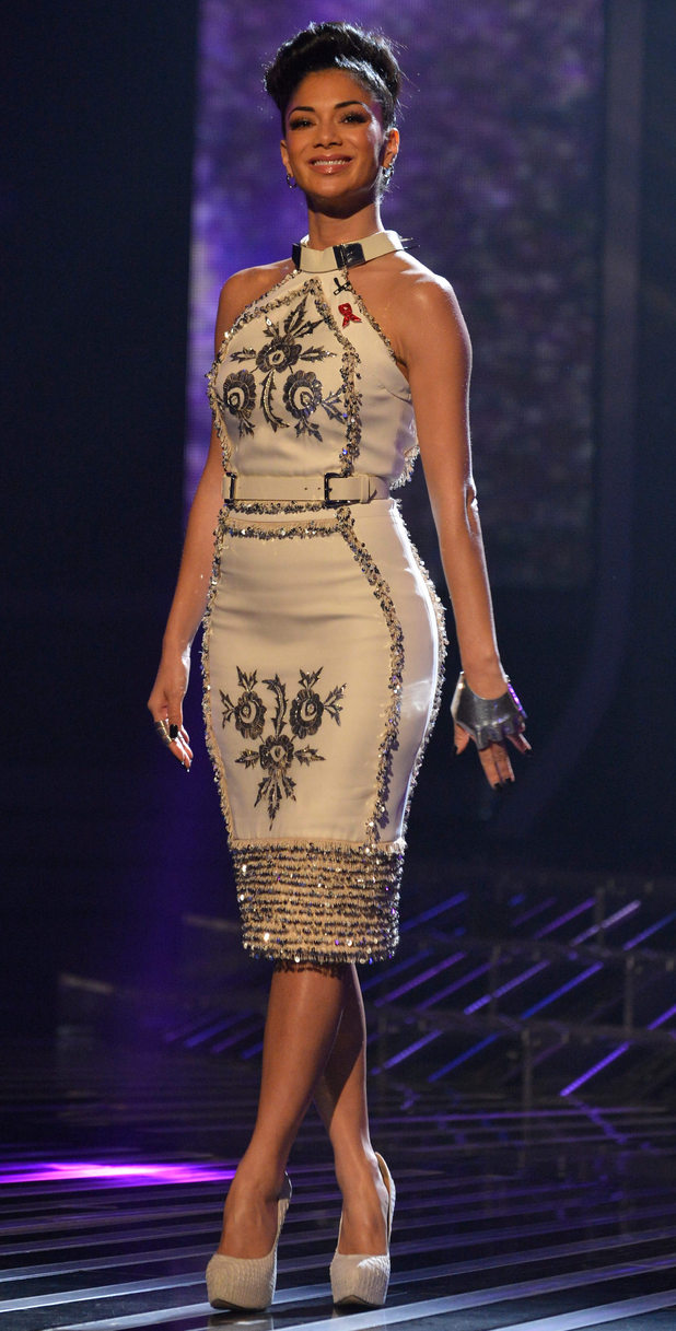 The X Factor Week 9: Nicole.