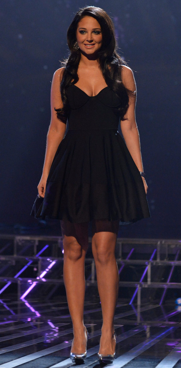 The X Factor Week 9: Tulisa.