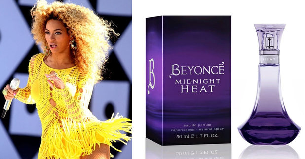 Beyonce Midnight Heat fragrance