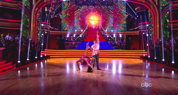 Dancing With The Stars S15E18: Melissa Rycroft and Tony Dovolani