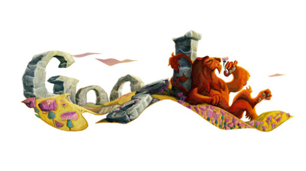 St Andrew's Day celebrated with Google Doodle