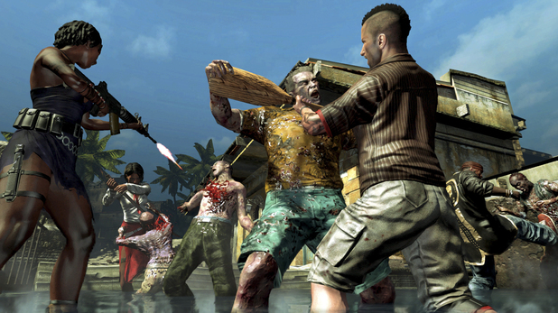 Dead Island Riptide screenshot
