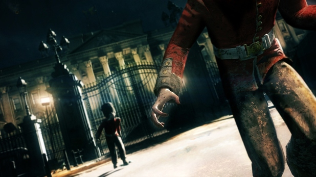 Wii U launch title Zombi U