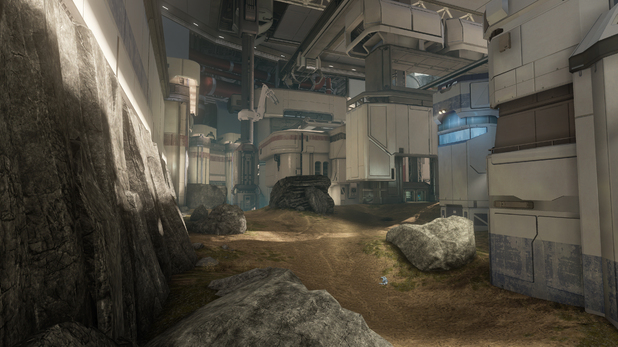 &#39;Halo 4&#39; Crimson Map Pack - Harvest