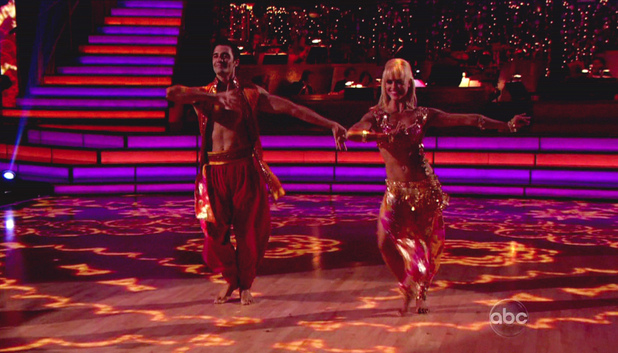 Dancing With The Stars Season 15 finale: Gilles Marini and Peta Murgatroyd