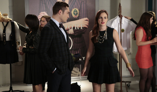 Gossip Girl S06E07: 'Save The Last Chance'