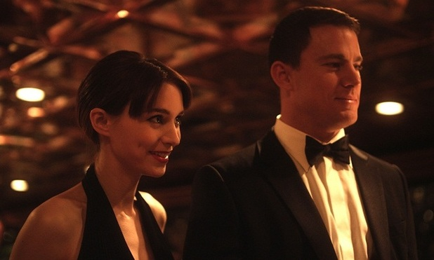 'Side Effects' still: Rooney Mara, Channing Tatum