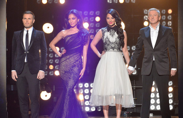 The X Factor: The Judges.