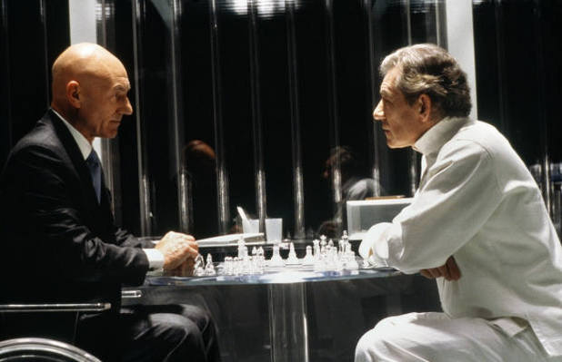 X-Men, Patrick Stewart, Ian McKellen