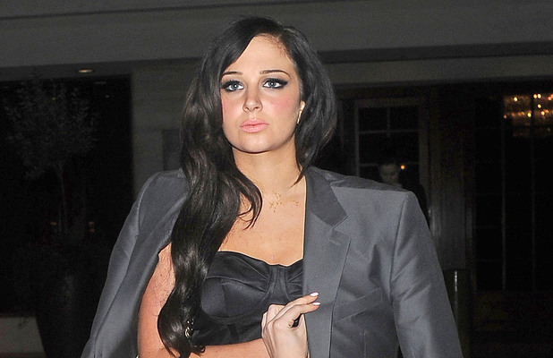 Tulisa Contostavlos leaving Grosvenor House Hotel. London, England - 05.11.12 Mandatory Credit: Craig Harris/WENN.com