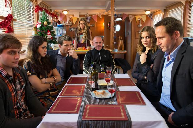 Hollyoaks: 3495: 2012-12-14