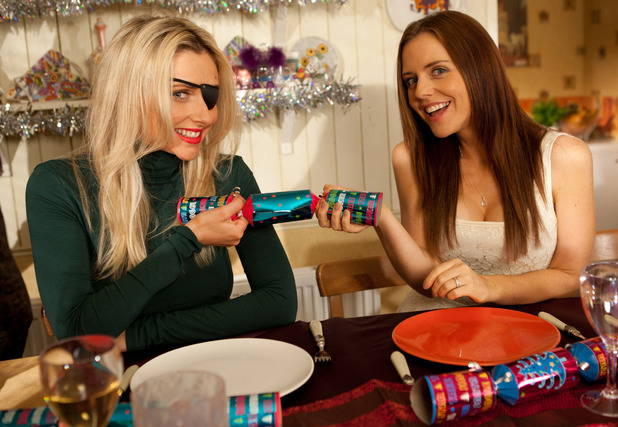 Hollyoaks Christmas 2012: Behind the Scenes
