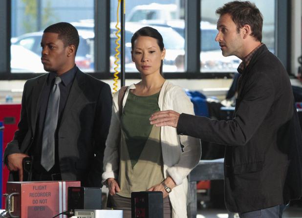 Elementary S01E06: 'Flight Risk'