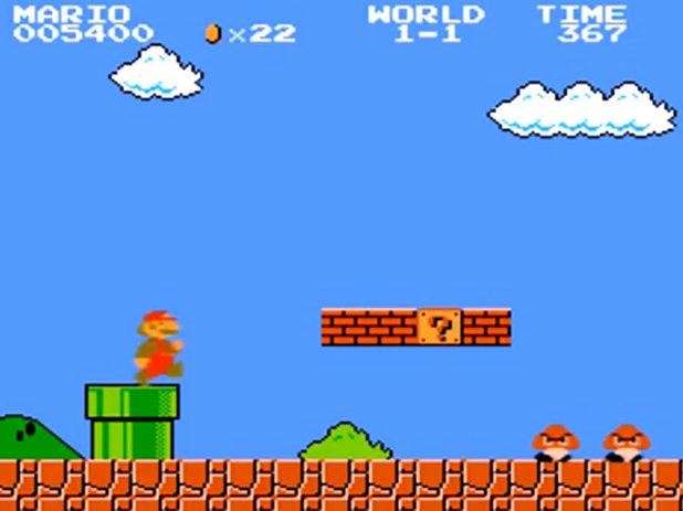 Super Mario Klasični
