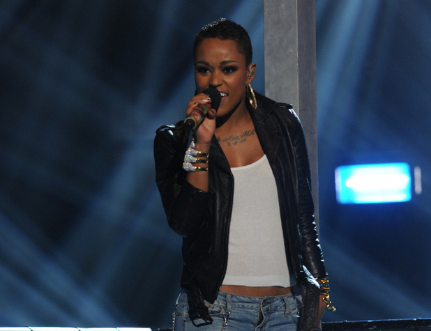 The X Factor USA - November 28: Paige Thomas