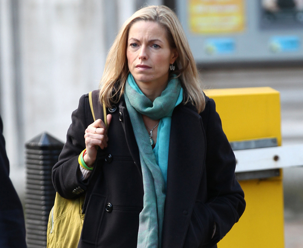 Kate McCann arrives for the announcement of Lord Justice Leveson&#39;s Report from the Inquiry into the Culture, Practices and Ethics of the Press, at the QEII Conference Centre, in central London.