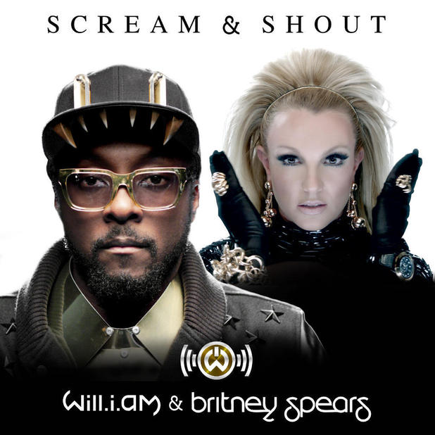 will.i.am, Britney Spears &#39;Scream and Shout&#39;