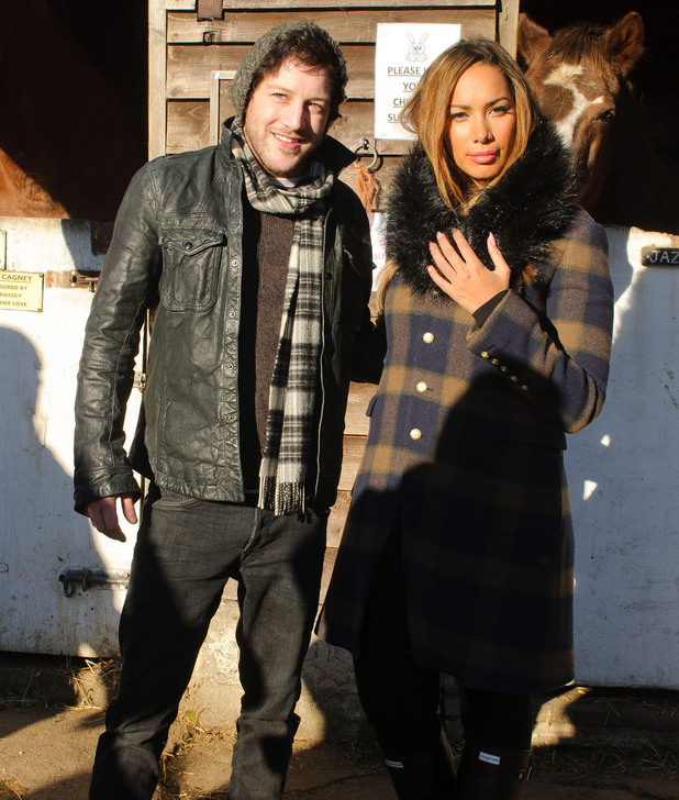 Matt Cardle and Leona Lewis