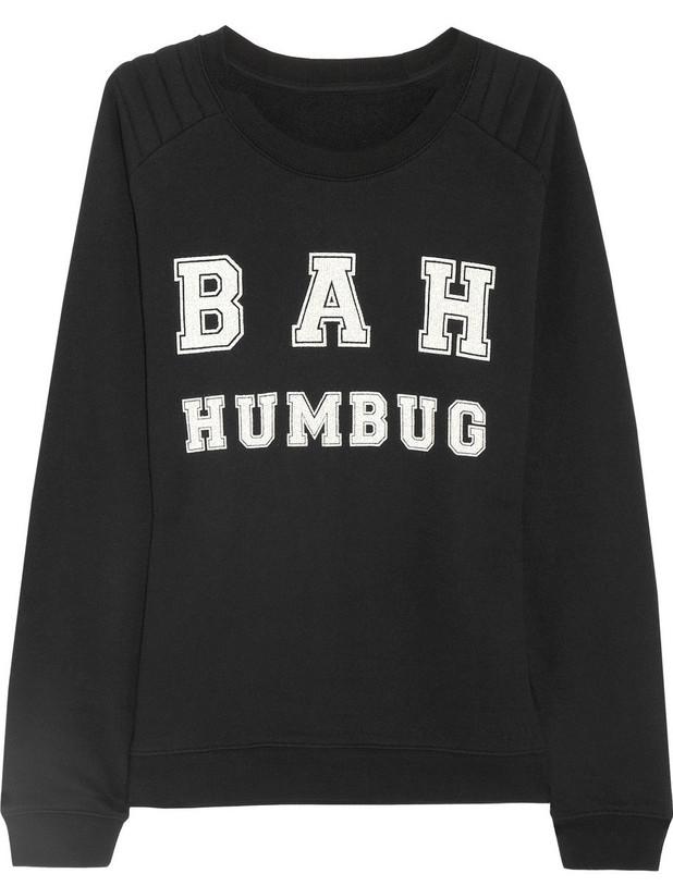 Zoe Karssen Bah Humbug Jumper