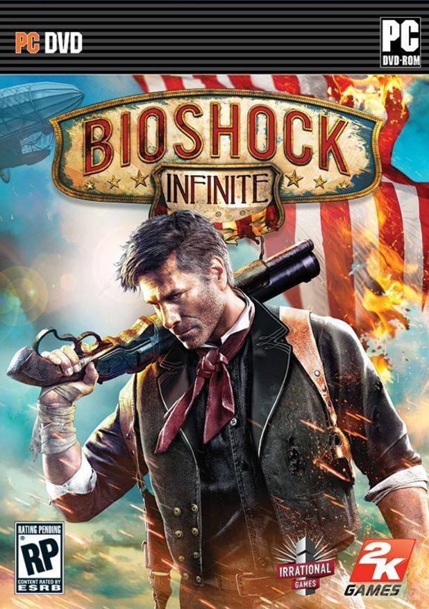 'BioShock Infinite' delayed, new box art