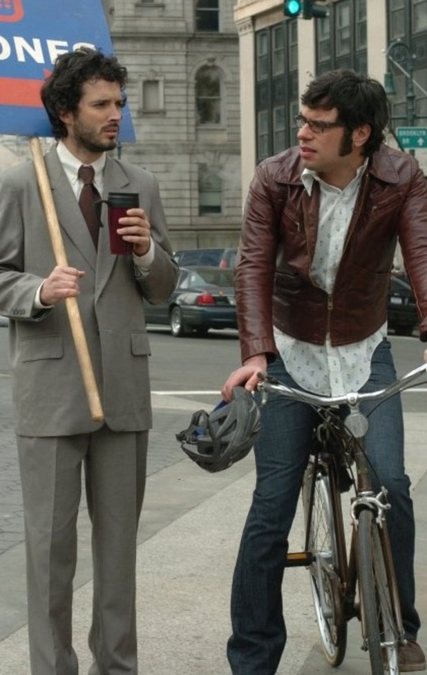 Bret and Jemaine, Flight of the Conchords
