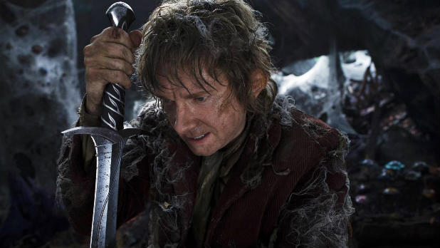 'The Hobbit: An Unexpected Journey' debuts a new trailer as part of Tolkien week.