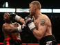 Freddie Flintoff wins debut boxing match