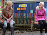 Shirley gives Lola some more advice, this time heartfelt, and advises her to stick with Phil.