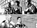 A Mike Deodato preview shows the Marvel NOW! title is ahead of schedule.