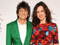 Ronnie Wood and Sally Humphreys tie the knot in private wedding.