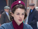 "BBC star Jessica Raine calls rivalry between the shows ""stupid""."