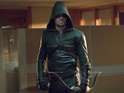 Amell hints at a duel between Oliver Queen and Bennett's Slade Wilson.