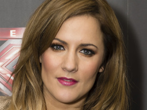 Caroline Flack, The X Factor Finalists and Judges press conference, Manchester - 06 Dec 2012