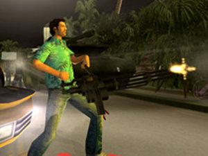 'Grand Theft Auto: Vice City' 10th anniversary screenshot