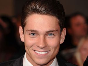 TOWIE&#39;s Joey Essex at Pride of Britain awards 2012