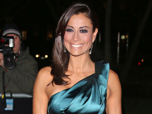 Night of Heroes: The Sun Military Awards 2012 held at the Imperial War Museum - Arrivals Featuring: Melanie Sykes Where: London, United Kingdom When: 06 Dec 2012