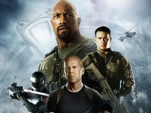 'G.I. Joe: Retaliation' poster