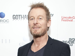 Richard Roxburgh in New York City, July 2012
