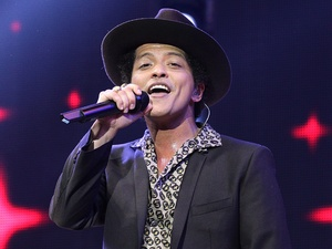 Capital FM Jingle Bell Ball 2012: Bruno Mars