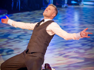 Strictly Come Dancing: Nicky Byrne.