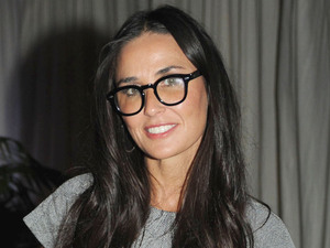  Demi Moore at the Beachside Barbecue presented by Chanel, Miami, Florida, America - 05 Dec 2012