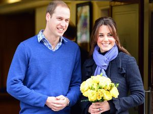 The royal baby's arrival may be announced online ahead of a Palace notice.