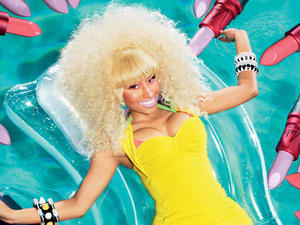 Nicki Minaj for MAC Cosmetics