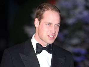 Prince William attends The Winter Whites Gala at The Royal Albert Hall.