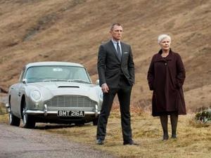 'Skyfall', Daniel Craig, Judi Dench