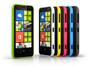 Nokia Lumia 620 budget WP8 handset
