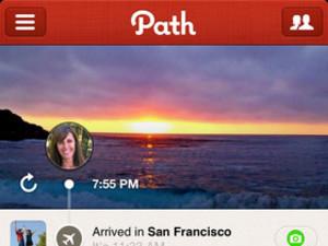 'Path' screenshot
